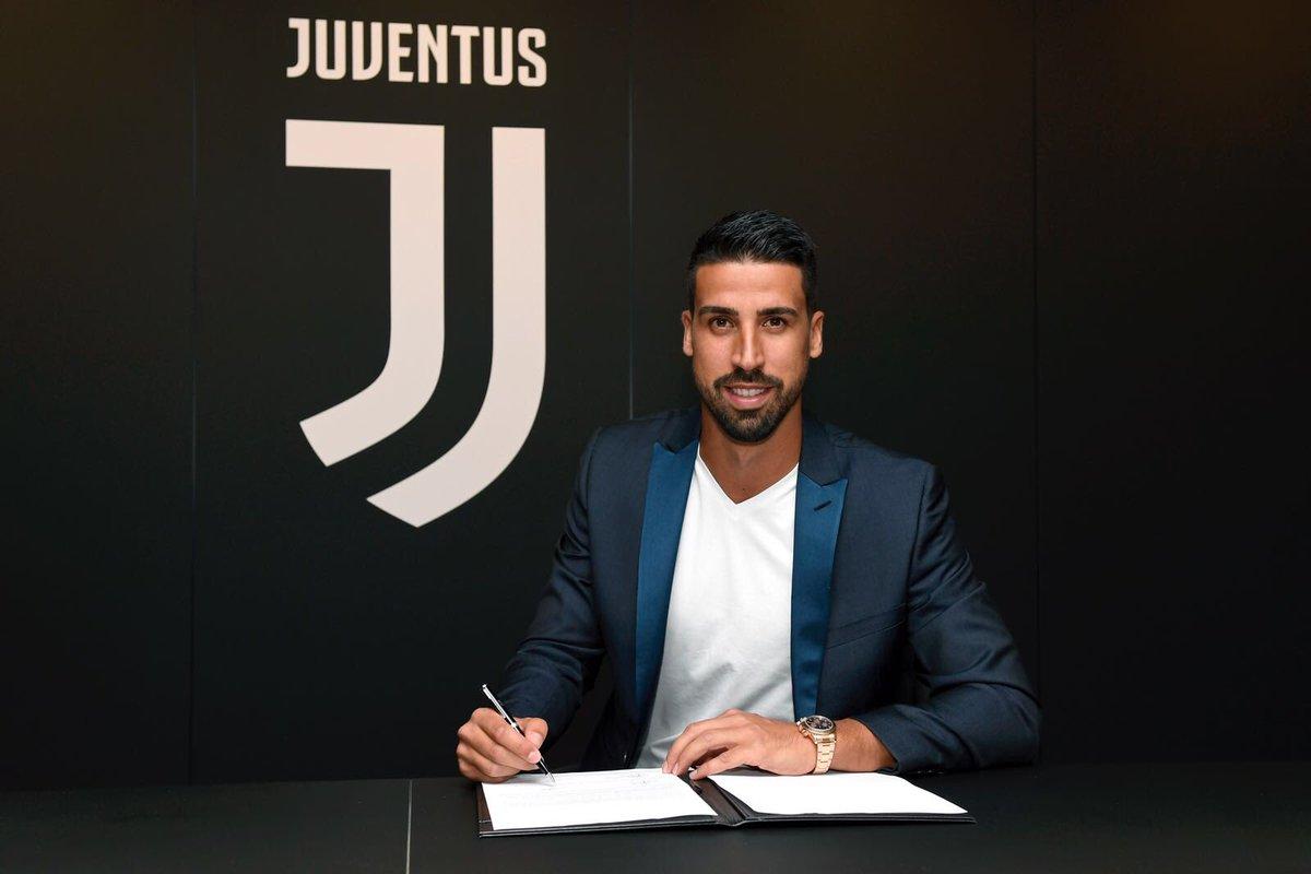"""Sami Khedira 2021. """"Juve celuje w tryplet"""""""