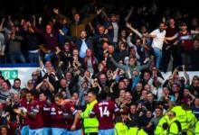 West Ham wreszcie wygrał. Burnley nadal na dnie