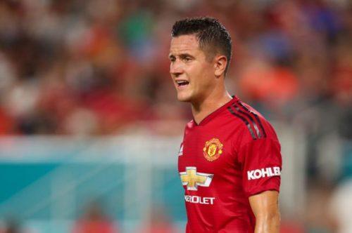 Ander Herrera zamierza opuścić Manchester United