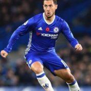 Eden Hazard szczęśliwy z pobytu w Chelsea FC