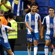 LaLiga: Triumf Espanyolu i Atletico, niespodzianka na Anoeta
