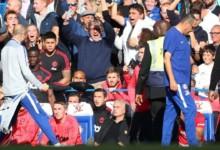 Marco Ianni ukarany przez FA za zachowanie w meczu przeciwko Manchesterowi United