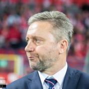 Brzęczek: Nie odebrałem słów Lewandowskiego jako krytykę