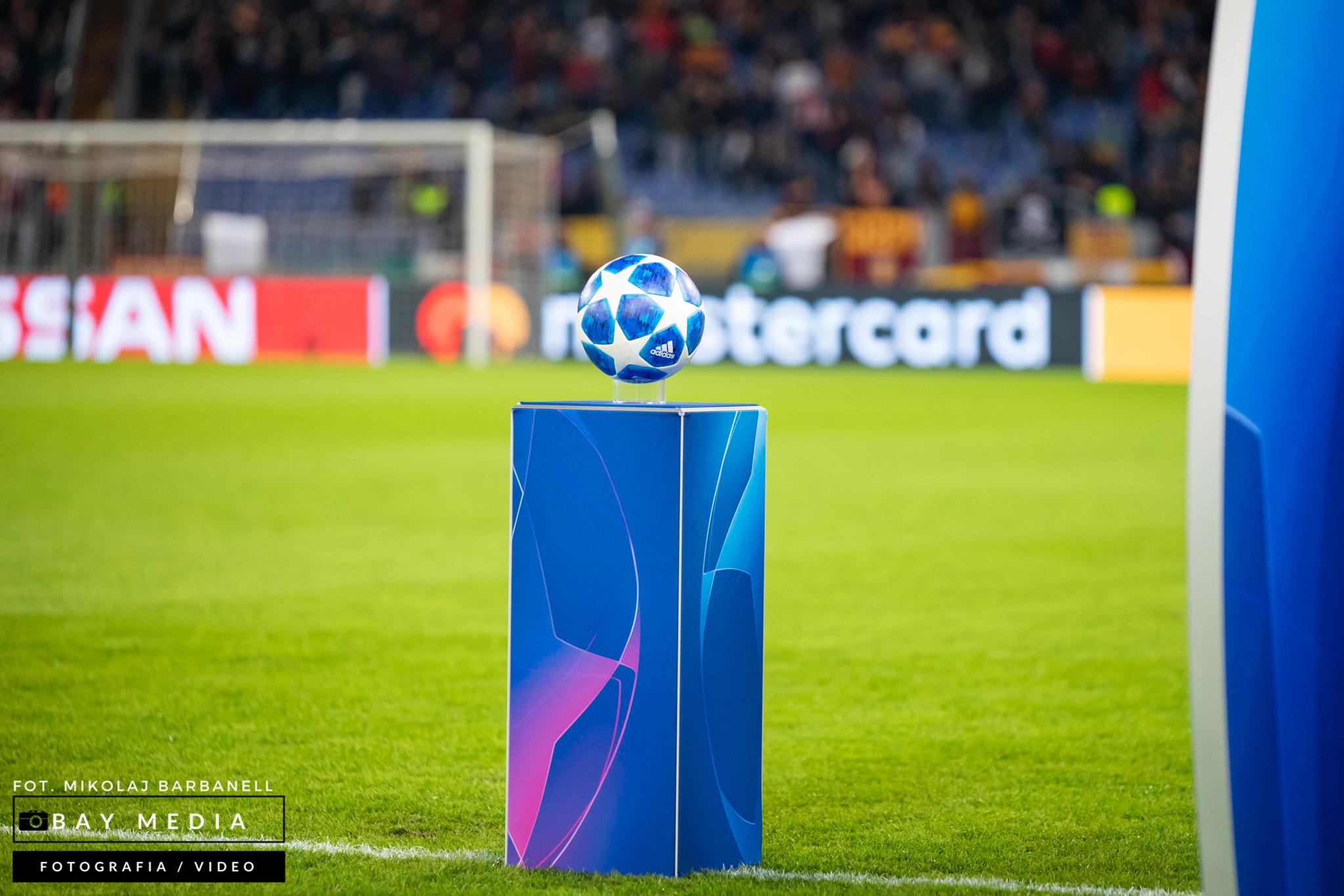 Oficjalna piłka Liga Mistrzów