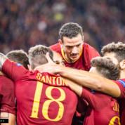 AS Roma – CSKA Moscow [PHOTOGALLERY]