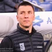 Djurdjević: Graliśmy w pierwszej połowie pod wiatr