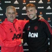 Oficjalnie: Luke Shaw na dłużej w Manchesterze United