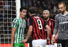 Katastrofalna gra Milanu! Betis wygrywa na San Siro