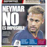 FC Barcelona wciąż liczy na powrót Neymara