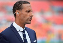 Ferdinand: Juventus był lepszy w każdym elemencie