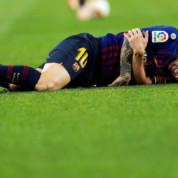 Leo Messi odniósł kontuzję, nie poleci do USA z FC Barceloną