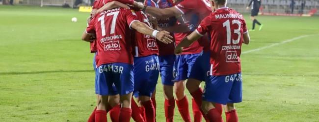 Fortuna I liga: Raków w drodze do Lotto Ekstraklasy