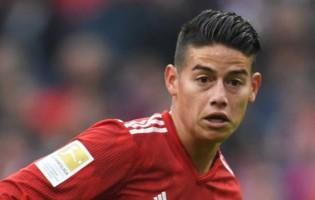 James Rodriguez na wylocie z Bayernu?
