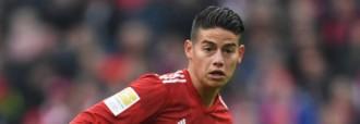 Premier League – nowy kierunek dla Jamesa?