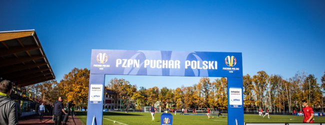 Puchar Polski: Legia Warszawa zmierzy się z Chrobrym Głogów