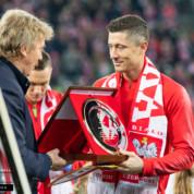 Lewandowski: Obok Thomasa Mullera gra mi się łatwiej