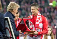 Lewandowski: Kontrolowaliśmy wynik i zachowaliśmy pierwsze miejsce w grupie