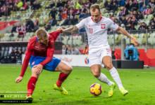 Ranking FIFA: Reprezentacja Polski utrzymała 20. pozycję