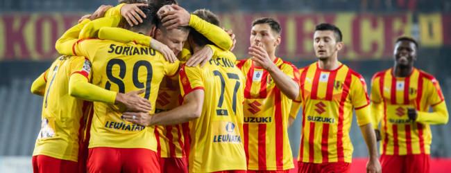 LOTTO Ekstraklasa: Korona zdecydowanie lepsza od Górnika