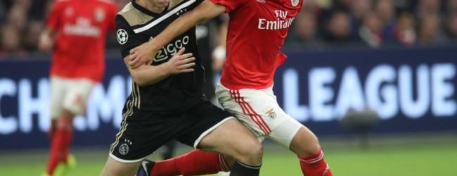 Podział punktów w Lizbonie! Benfica remisuje z Ajaxem