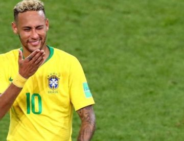 Brazylia pokonuje Urugwaj