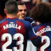 Cucurella show. Eibar za mocny dla Realu