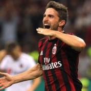 Fabio Borini żegna się z AC Milanem
