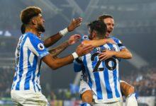 "Huddersfield górą w meczu ""na dnie"""
