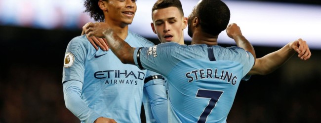 "Premier League: Manchester City na ""szóstkę"""
