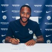 Raheem Sterling przedłużył umowę z Manchesterem City