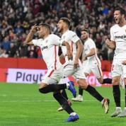 La Liga: Sevilla liderem!