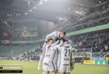 Legia wygrywa w Sosnowcu