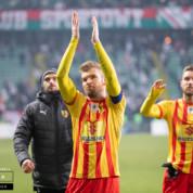 Korona Kielce pozbywa się piłkarzy