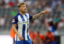VfB Stuttgart wypożyczył napastnika z Herthy