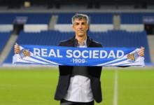 Nowy szkoleniowiec w Realu Sociedad