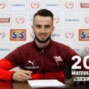 Cracovia przedłużyła kontakt z pomocnikiem