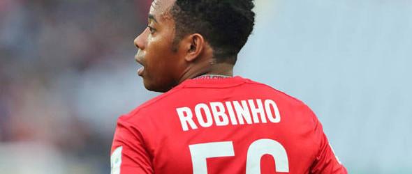 Robinho dołączył do Istanbul Basaksehir