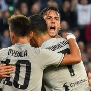 Serie A: Pewne zwycięstwo Juventusu
