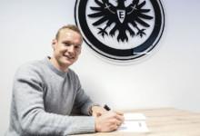 Pomocnik Borussii został wypożyczony do Eintrachtu