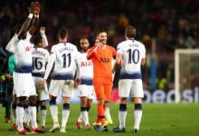 Remis na Camp Nou, Tottenham gra dalej!