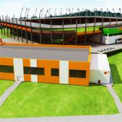 Powstanie hala sportowa przy Stadionie Zagłębia Lubin