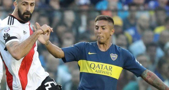Juventus i Manchester City zainteresowani młodym Agustinem Almendrą