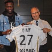 Oficjalnie: Djibril Diaw w Ligue 1