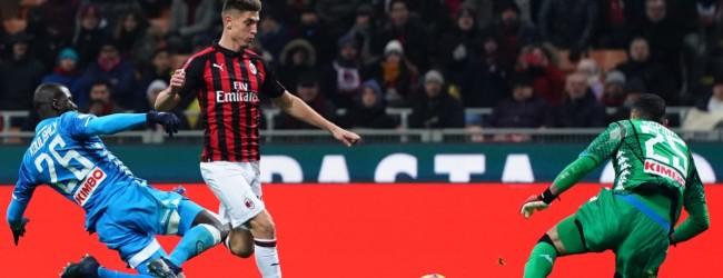 Serie A: Debiut Piątka, remis w hicie kolejki