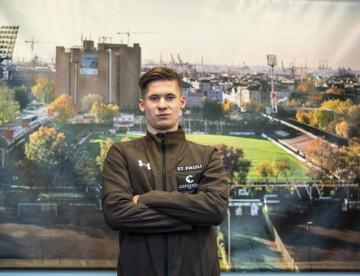 Jakub Bednarczyk trafił do FC Sankt Pauli