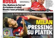 AC Milan sięgnie po Krzysztofa Piątka?