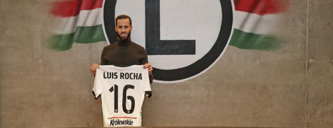 Luis Rocha zawodnikiem Legii
