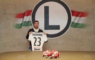 Salvador Agra podpisał kontrakt z Legią