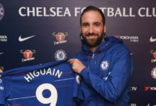 Oficjalnie: Higuain wypożyczony do Chelsea