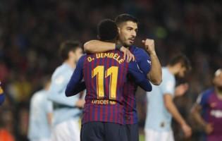 Dembele show, Barcelona wygrywa z Leganes